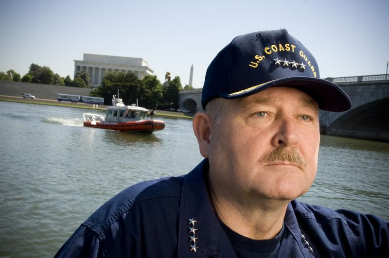 ADM Thad Allen, Commandant of the Coast Guard