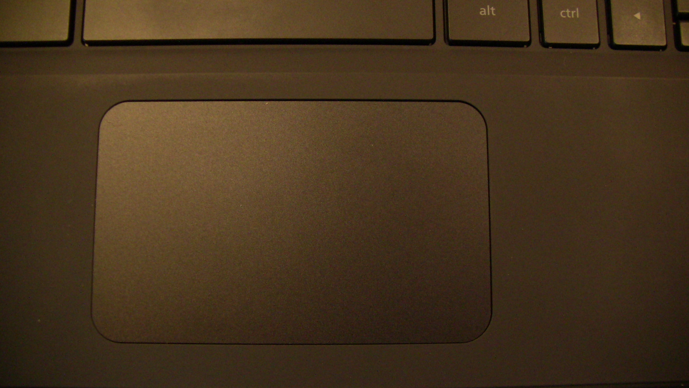 Cr-48 Touchpad