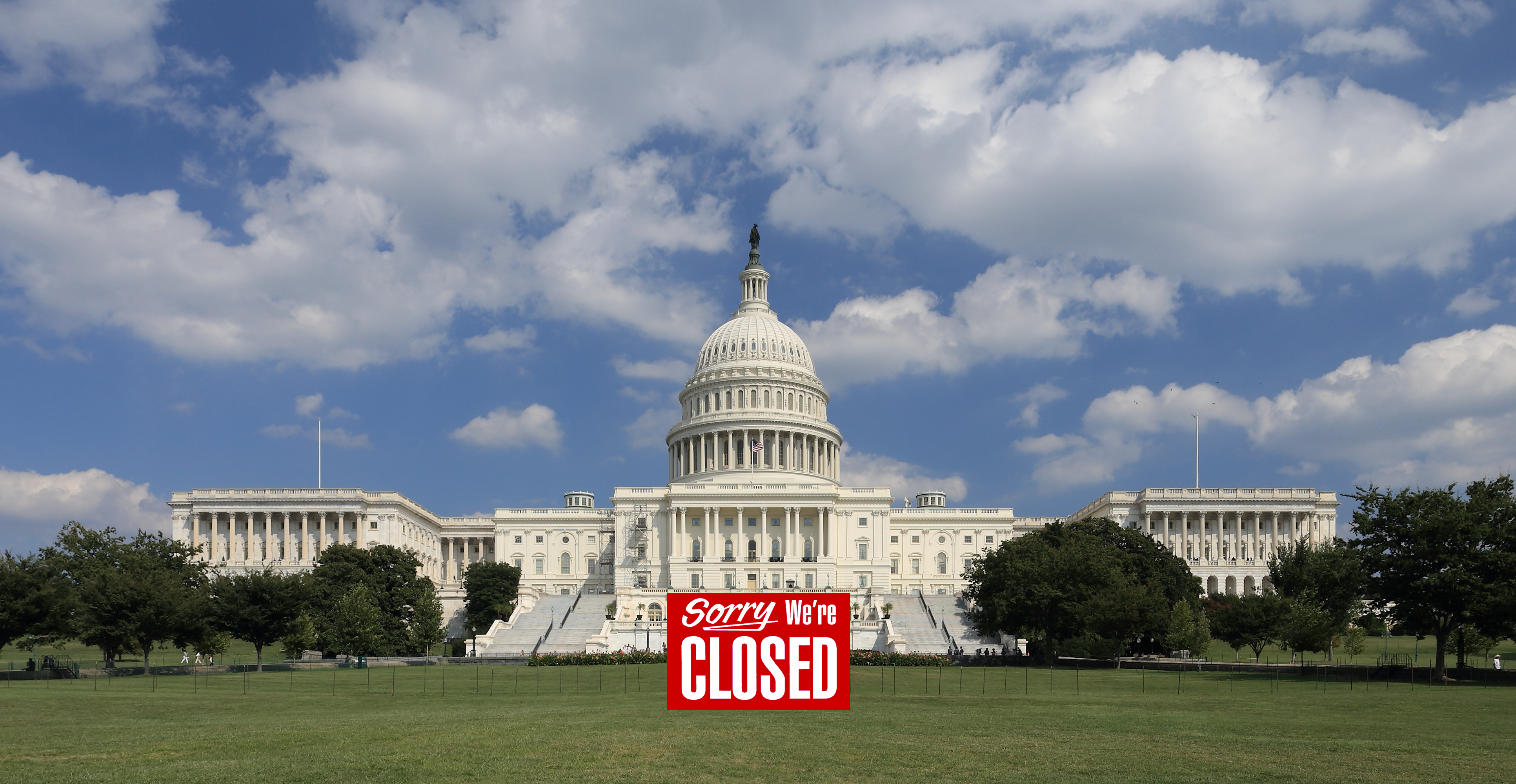 Capitol is closed
