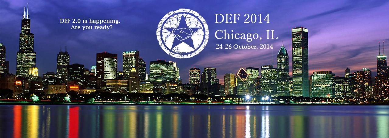 DEF 2014 banner