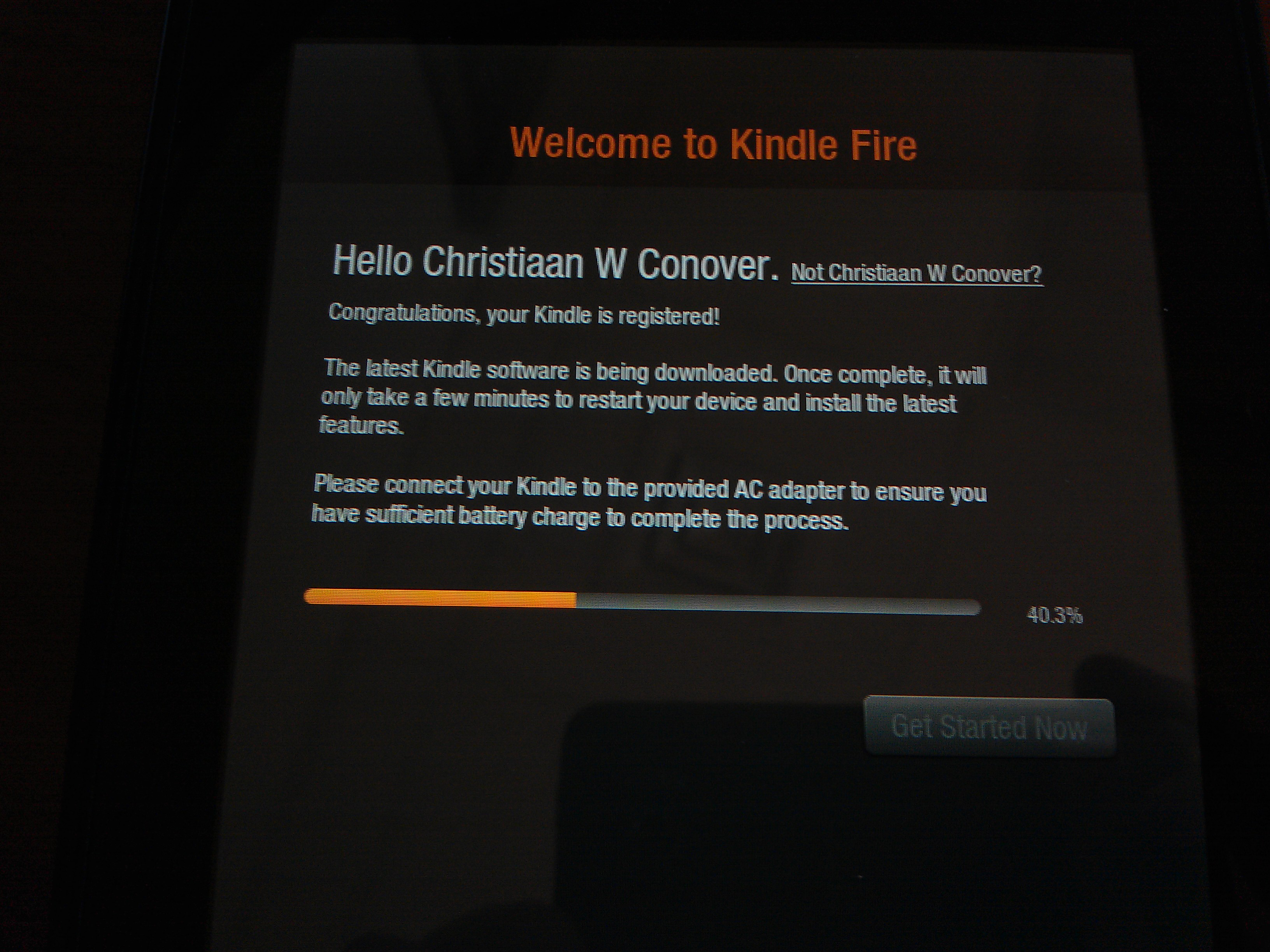 Kindle Fire Update Download