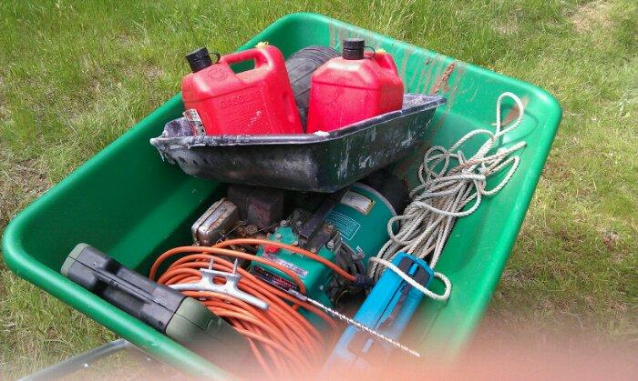 Tie-off tools