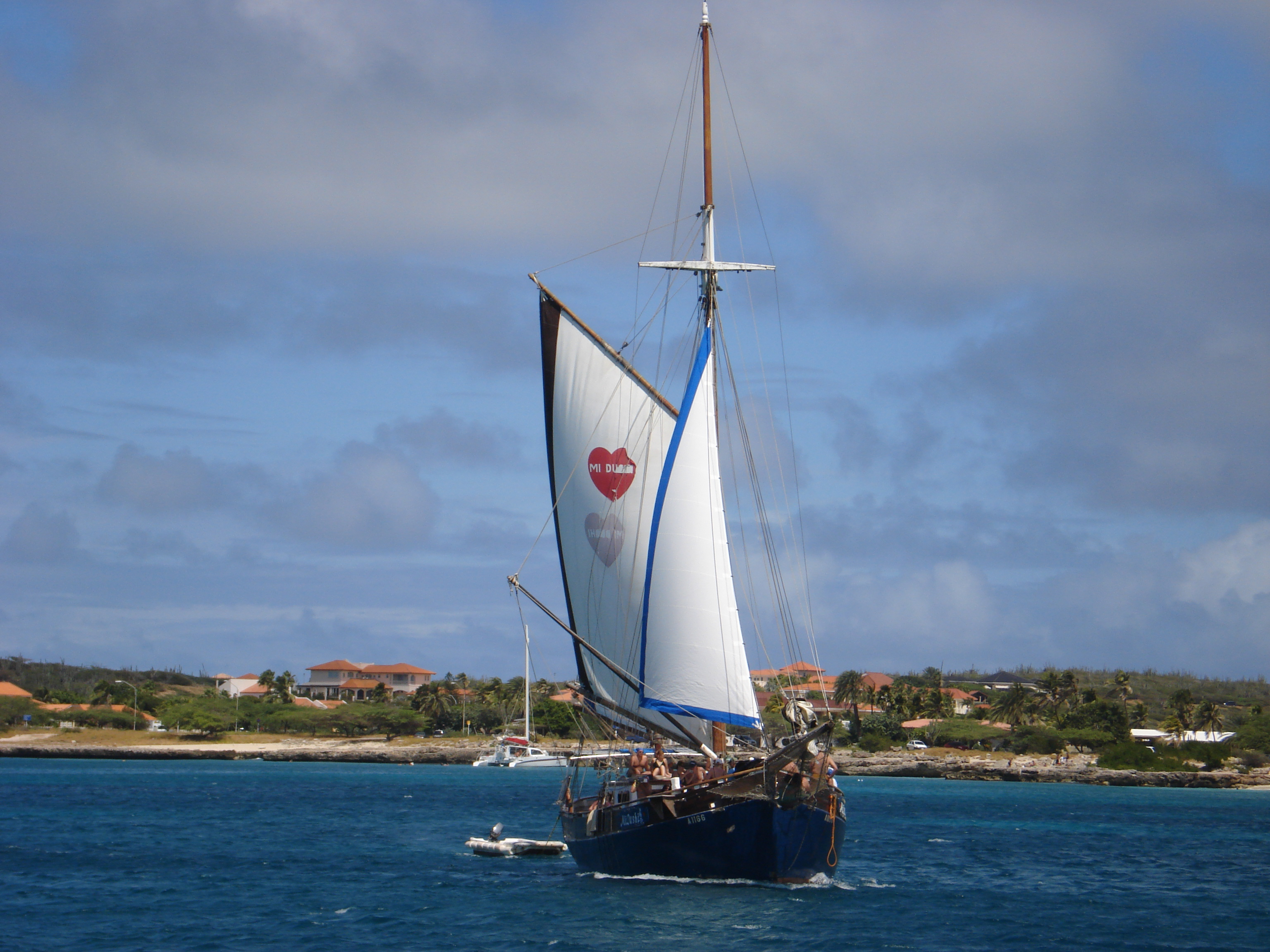 """Pirate ship"" in Aruba"