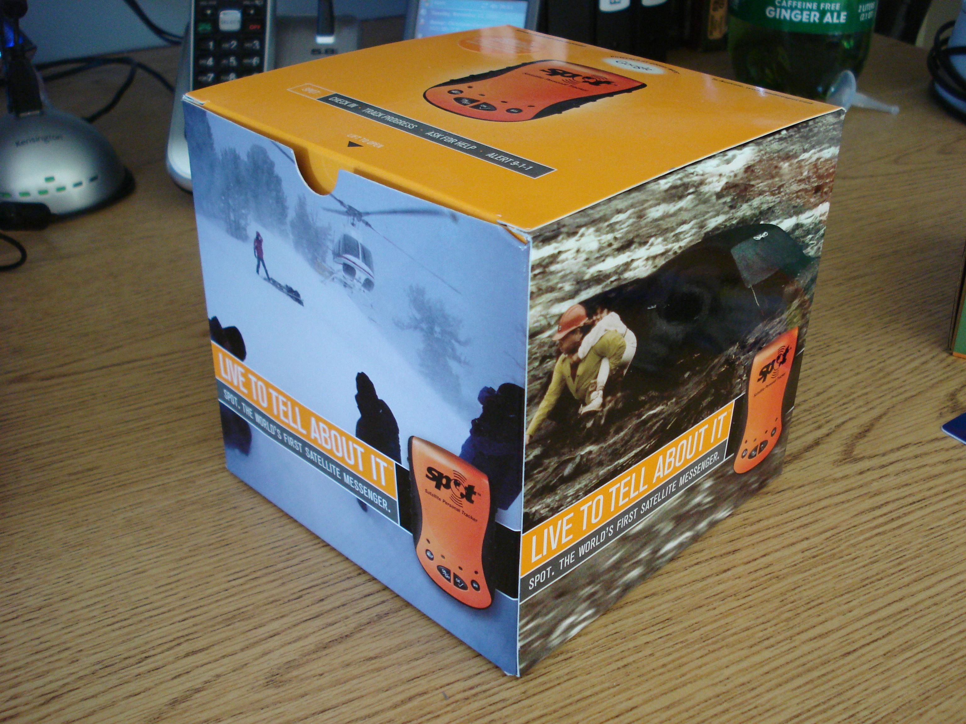 SPOT Box