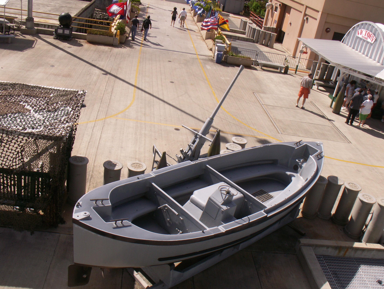 Motor whaleboat